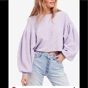 free people with tags sweater 🌸🌸